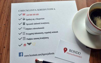 Checklista kredytowa