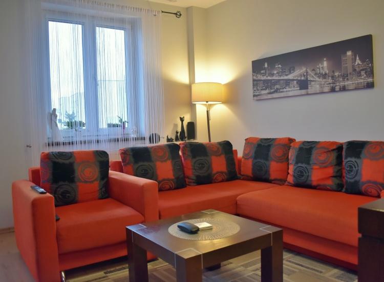 Ładne dwupoziomowe mieszkanie w bloku w zachodniej części Kalisza