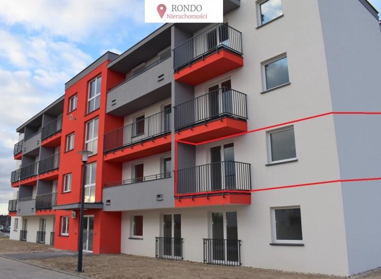 Na sprzedaż Kameralne mieszkanie z balkonem Skalmierzyce