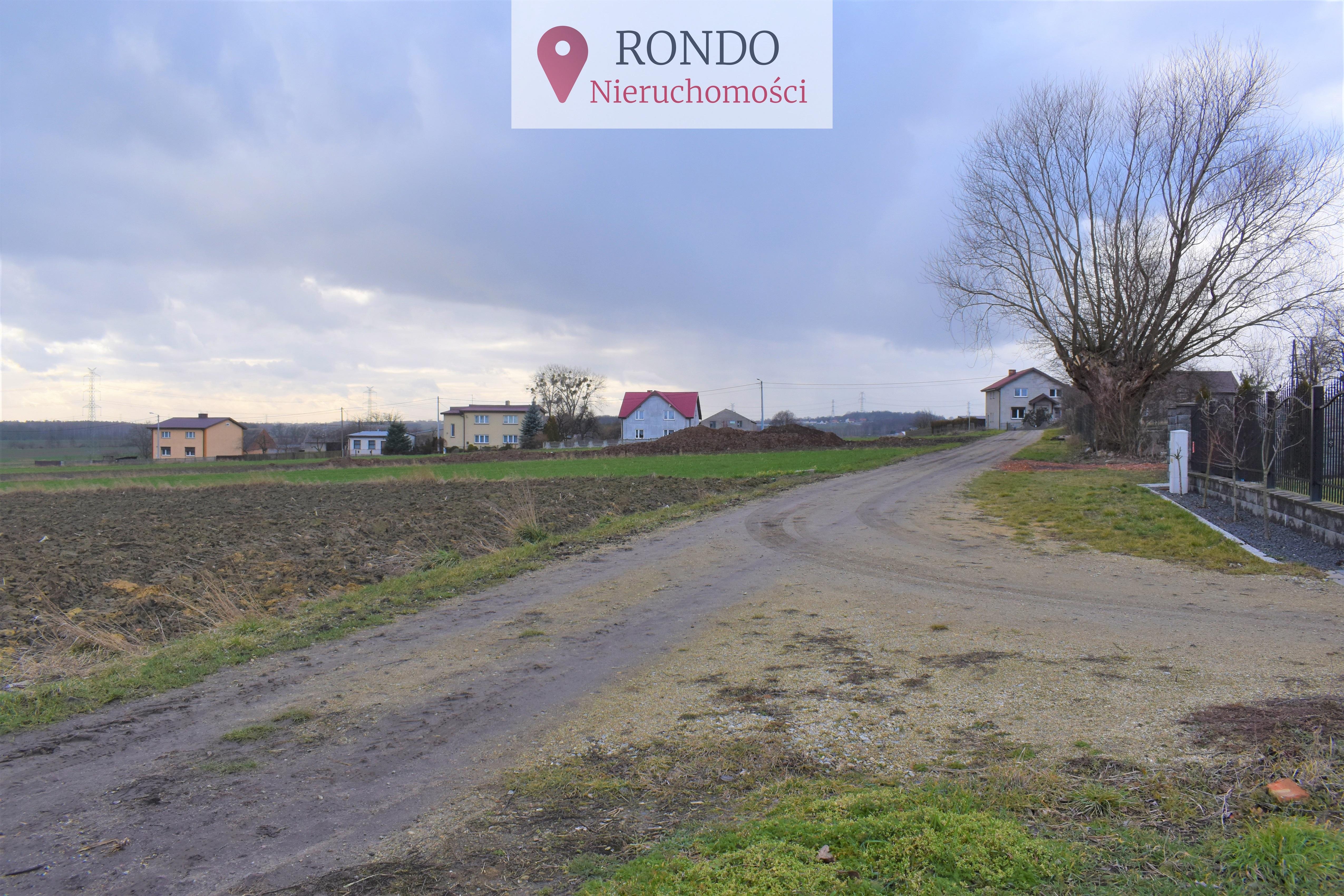 Działki budowlane - Sadowie 12 km od Ostrowa Wlkp