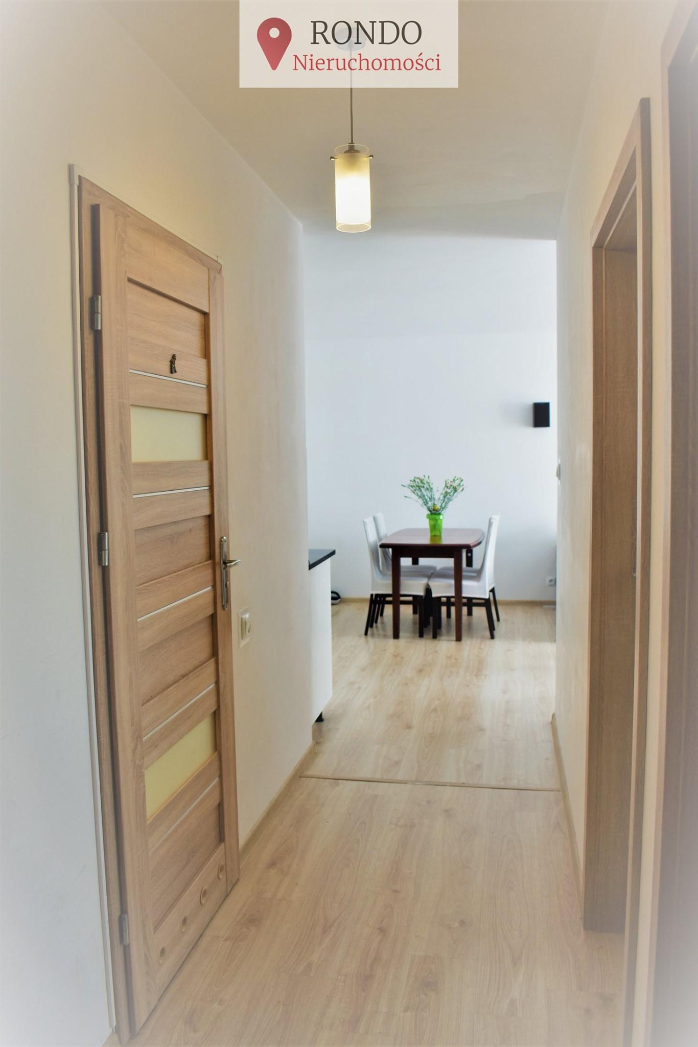 Na sprzedaż nowoczesne 3 pokojowe mieszkanie z balkonem o powierzchni 58 m w miejscowości Nowe Skalmierzyce