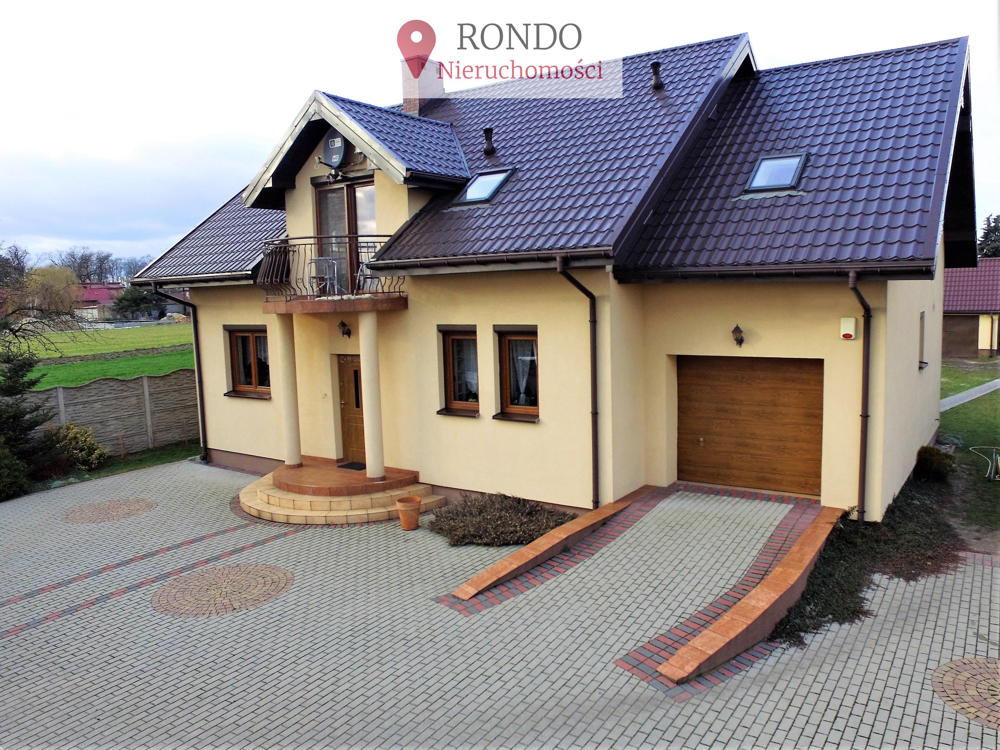 dom jednorodzinny w Kaliszu o powierzchni 167m